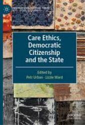 Etika péče, demokratické občanství a stát