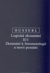 Logická zkoumání II/1