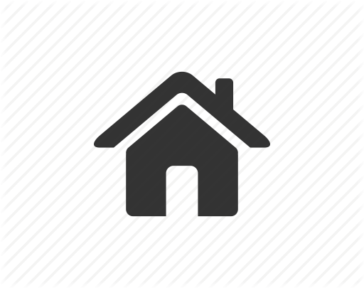house2 simple black icon 512